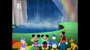 Анимационният сериал Приключения с Мики Маус, Мики и Мини на сафари (част 3)