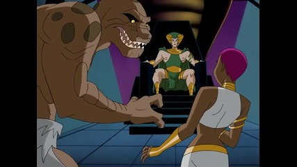 Batman Beyond - 3x11 - Curse of the Kobra, Part 2