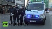 Хиляди протестиращи срещу Г7 танцуваха в Любек