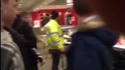 UK: Racist abuse against black KFC staff caught on camera