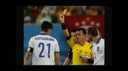 Япония не успя да победи 10 от Гърция - 0:0
