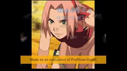 Sasuke and Sakura - Going Under