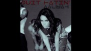 Премиера: Aaliyah - Quit Hatin' ( 2013 New Song )