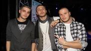 New !!! Marteen & Bix feat. Daze - Пълна лудница (promo)