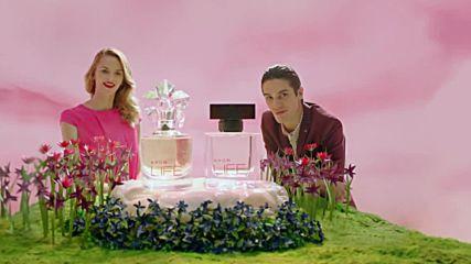 Новите луксозни аромати Avon LIFE