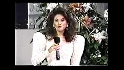Мис Хаваи 1992 - Велико Изказване