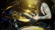 Mike Portnoy -drum Center