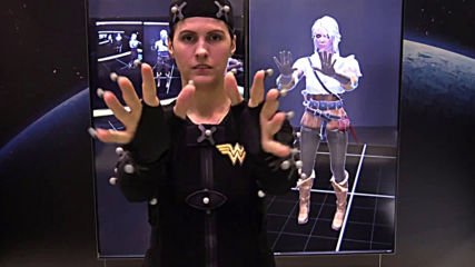 State of the art 'Shogun' motion-capture system unveiled at GDC