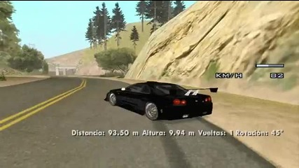 Gta San Andreas - drift by Deskoo