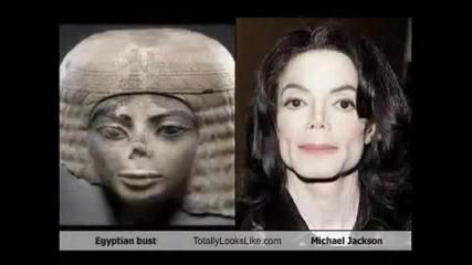 Клонинги от Древен Египет.. Майкъл Джаксън.. 50 Cent.. (бг-суб)