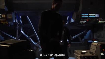 Старгейт Sg-1 / Stargate Sg-1 /сезон 10 eпизод 09