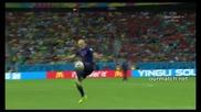 13.06.2014 Испания - Холандия 1:5 (световно първенство)