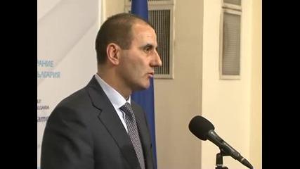 Цветанов за полицейската операция в Сливен