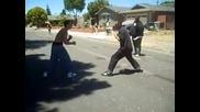 Уличен бой