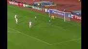 Победният гол на Лудогорец в мача с Базел