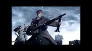First Squad Amv - Rammstein Moskau (red remix)