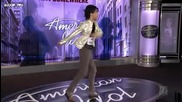 American Idol С10 - Yoji Pop Asano - Ny