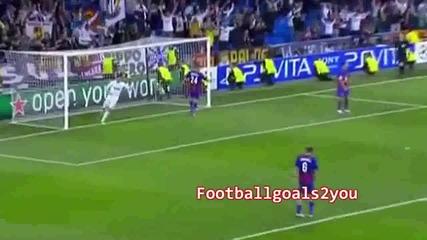 Кристиано Роналдо - Всичките 60 гола за сезон 2011 / 2012