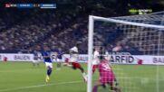 Хамбургер с трети гол срещу Шалке