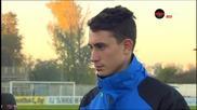 Играчът на мача Краев: Не съм доволен от играта си