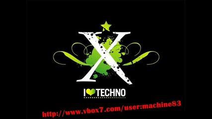 • • Dj Sbretz - Techno @ Party • •