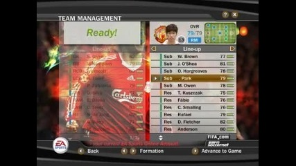 Fifa 07 Patch with New Tranfers 2011/2012 with new Face By Yordan