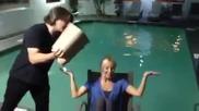 Ashley Monroe - Ice Bucket Challenge (nominates Mr. John Danks, jordan Danks and Angaleena Presley)