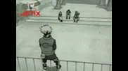 Naruto Ep 44 - Akamaru Unleashed! Whos Top Dog Now Bg Audio