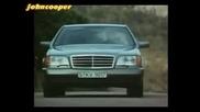 Историята на Mercedes W140