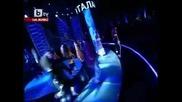 Федя Райчев изправи публиката на крака с най - известния танц на Майкал Джексън България Търси Тала