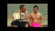 John Cena AND BOBBY LIE