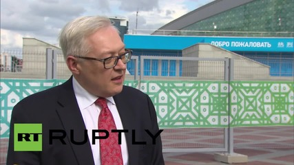 Russia: Iran deal could happen 'at any given moment', says Deputy FM Ryabkov