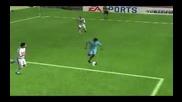 Фифа 10 - Гол на Хатен Бен Арфа срещу Реал Мадрит