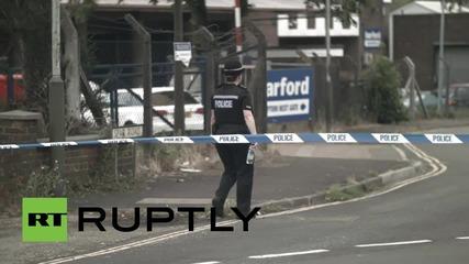 Великобритания: Две жертви след индустриален инцидент в Норич