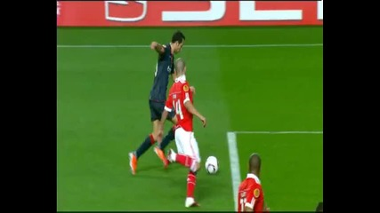 Лига Европа, 10.3.2011, 1/8 Финал, Бенфика 2 - 1 Псж