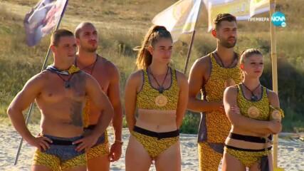 Игри на волята: България (18.11.2020) - част 1: И двете племена са готови за БИТКА!