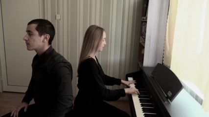 "TATIANA HYUSEIN & AYHAN INFIRE ""Clint Mansell - Requiem For A Dream"" (piano and beatbox)"