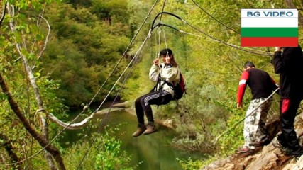 Въжени приключения-с Кошница-Смолянско