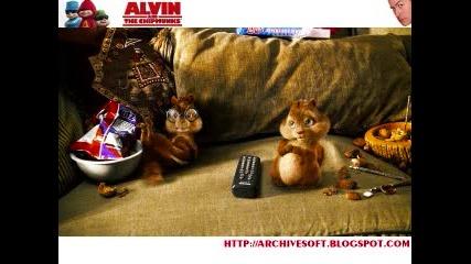 chipmunks - снимки +музика !!!