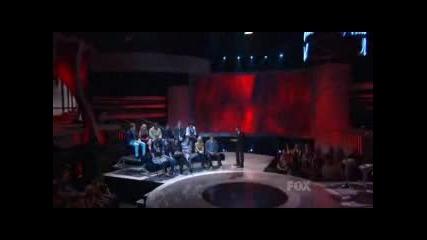 American Idol S.8 Ep.17 Part1