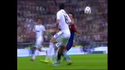 Real Madrid vs Barcelona 1-1 16-04-2011