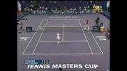Federer Vs Davidenko - Shangai 2007 (Final 2)