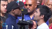 Floyd Mayweather's Dad Taunts Pacquiao Calling Him A Loser