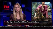 Ign Daily Fix - 19.11.2014 - Far Cry 4 Pirated