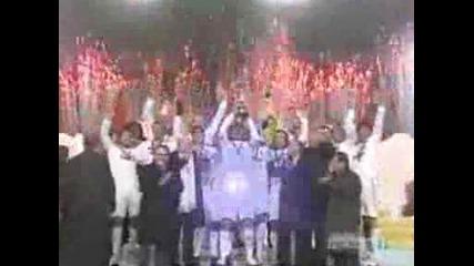 Club World Cup 2007 - Premiazione Milan - Xsempremilan.avi