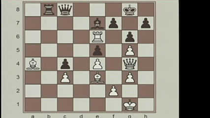 Polgar Susan - Dvd 5 - Bobby Fischers Most Brilliant Games and Combinations - part 6