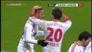 Смешен гол на Сидни Сам с който Леверкузен победи Байрен с 2:1 - 28.10.2012