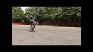 50stunt Video Competition, 2013 Round 1, Townsend Terris Supermoto Streetstyle
