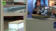 Lexus Hoverboard Shown Off at Dubai Auto Show