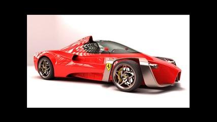 Ferrari Zobin - Concept.